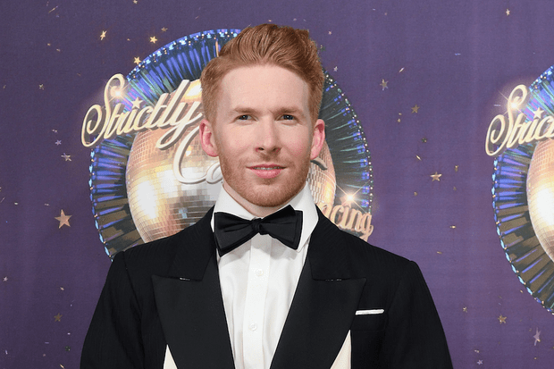 Neil Jones on Strictly Come Dancing