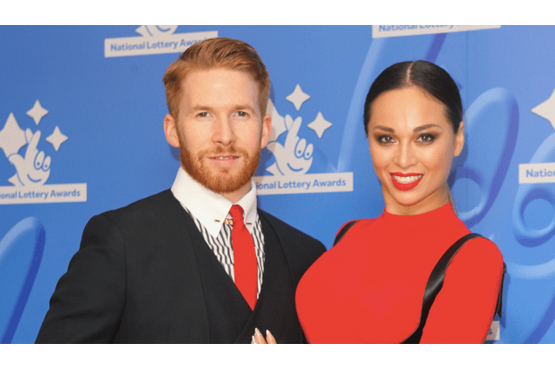 Neil Jones and Katya Jones - Strictly Come Dancing 2017
