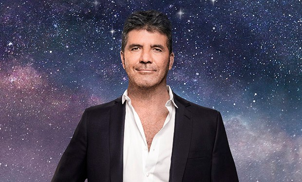 Simon Cowell The X Factor 2017