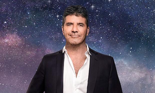 Simon Cowell The X Factor 2017