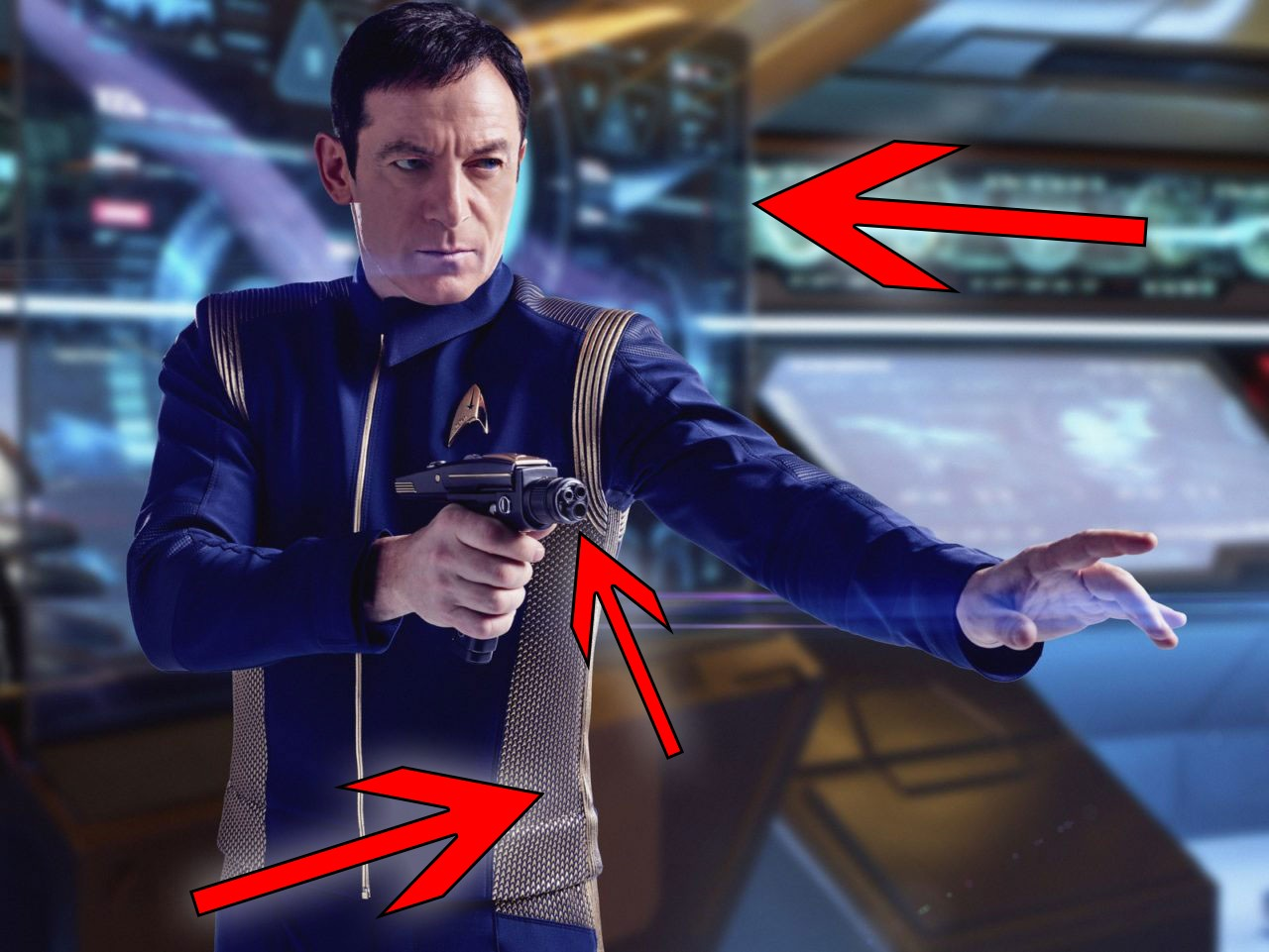 Star Trek Secrets header image