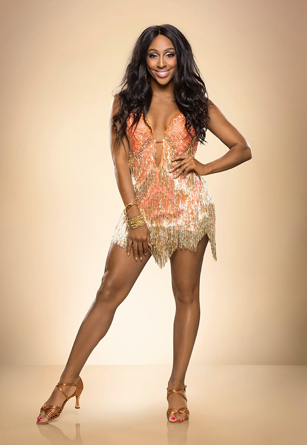 Strictly Come Dancing Alexandra Burke