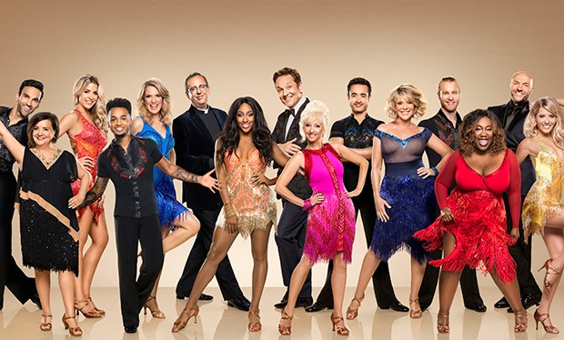 Strictly Come Dancing Cast 2017