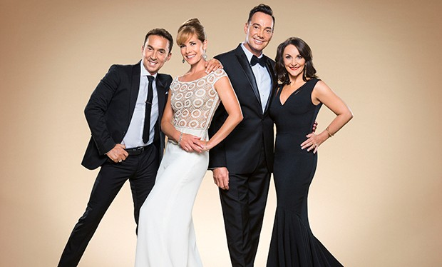 Strictly Come Dancing Judges Shirley Ballas