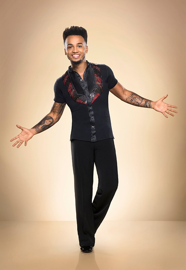 Strictly Come Dancing Aston Merrygold