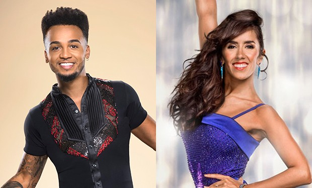 Strictly Come Dancing Aston Janette