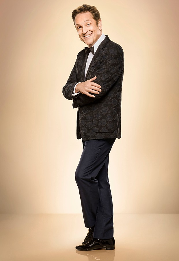 Strictly Come Dancing Brian Conley