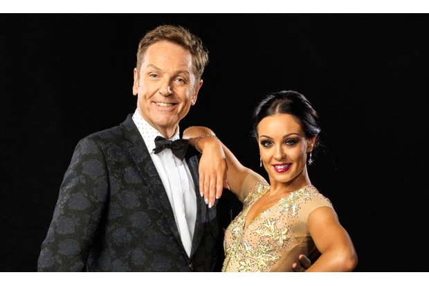 Strictly Come Dancing Brian Conley Amy Dowden