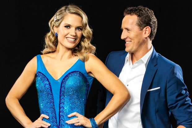 Strictly Come Dancing Charlotte Hawkins Brendan Cole