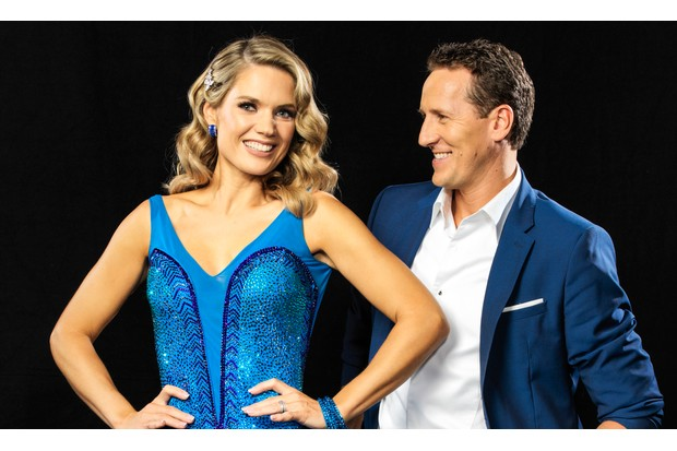 Strictly Come Dancing Charlotte Hawkins Brendan Cole