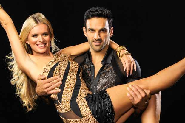 Strictly Come Dancing Davood Ghadami Nadiya Bychkova