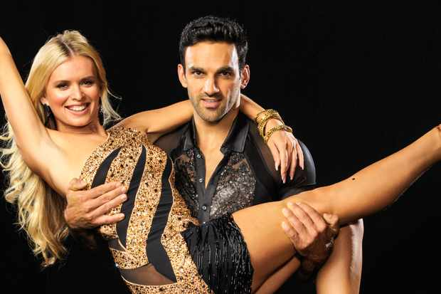 Strictly Come Dancing Davood Ghadami Nadiya Bychkova