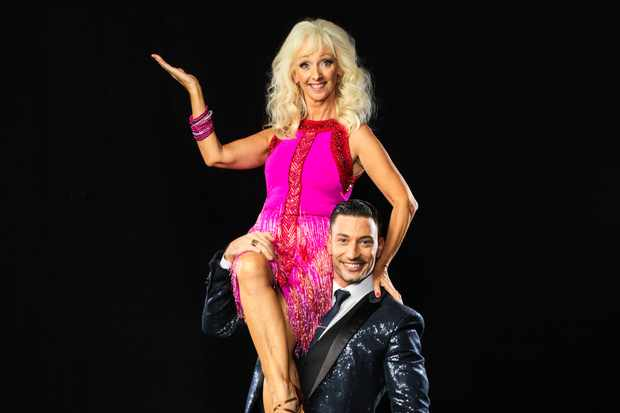 Strictly Come Dancing Debbie McGee and Giovanni Pernice
