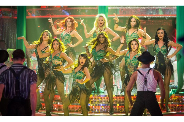 Strictly Come Dancing professional dancers 2017