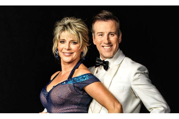 Strictly Come Dancing Ruth Langsford and Anton Du Beke