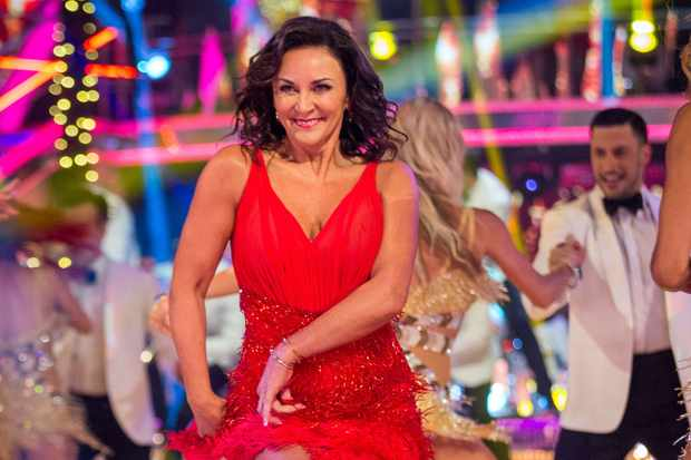 Strictly Come Dancing Shirley Ballas 2017