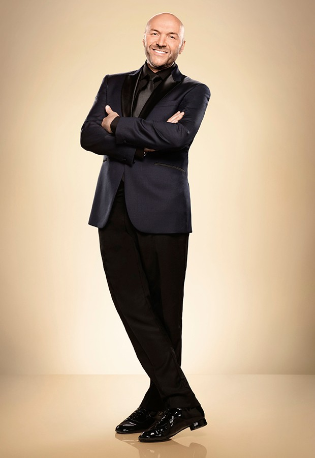 Strictly Come Dancing Simon Rimmer