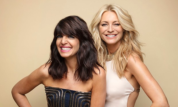 e0e93fa8e1d Strictly 2019  Tess Daly and Claudia Winkleman hope this A list ...