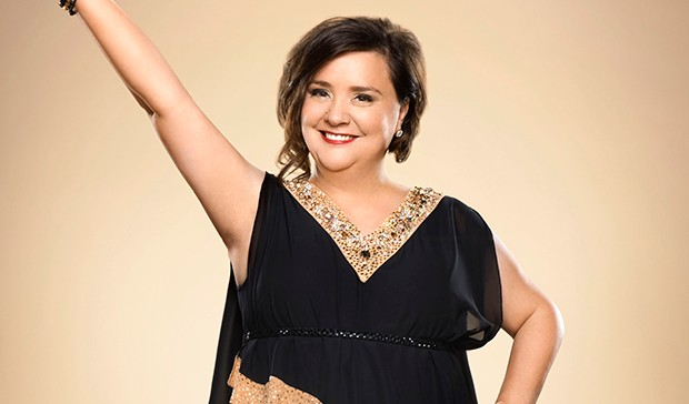 Strictly Come Dancing Susan Calman