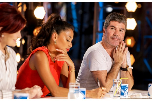 x factor 2017 reveals six chair challenge twist judges face