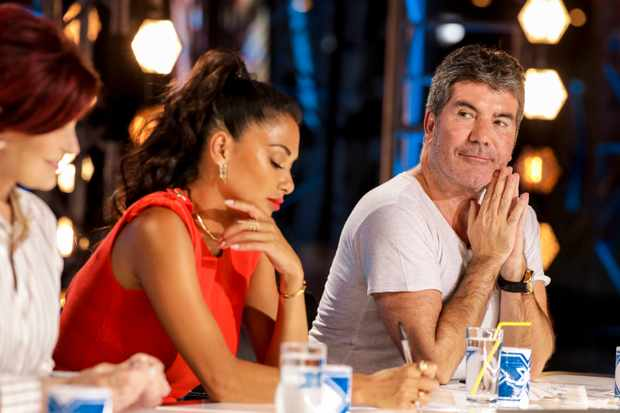 Simon Cowell The X Factor