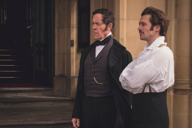 Alex Jennings as Prince Leopold in Victoria