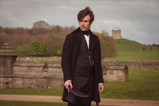Tom Hughes as Prince Albert in ITV's Victoria