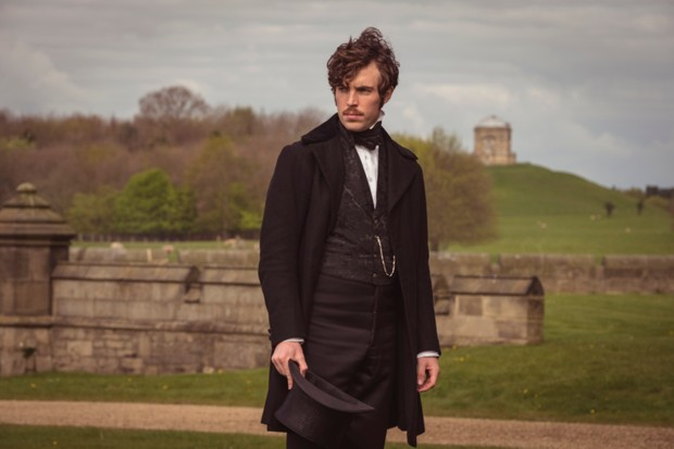 Tom Hughes as Prince Albert in ITV's Victoria