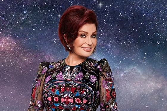 Sharon Osbourne The X Factor 2017