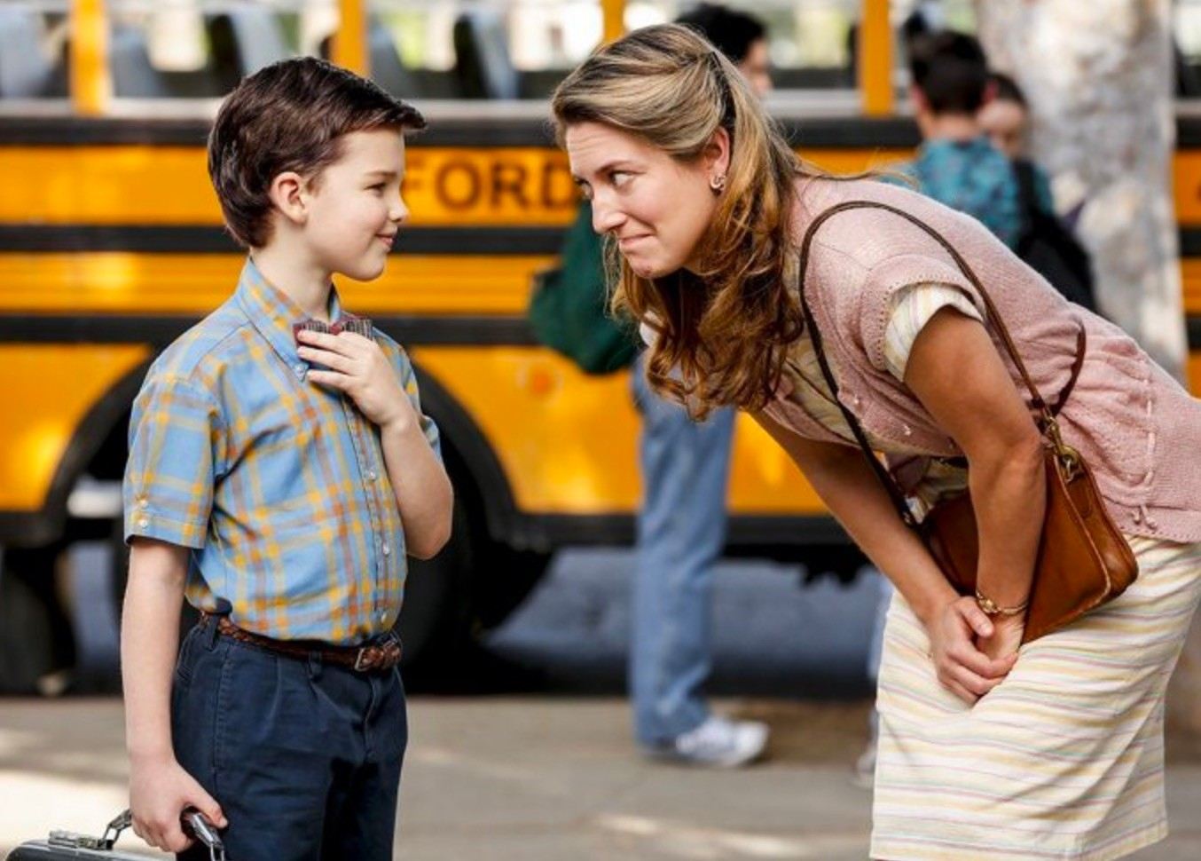 Young Sheldon pic
