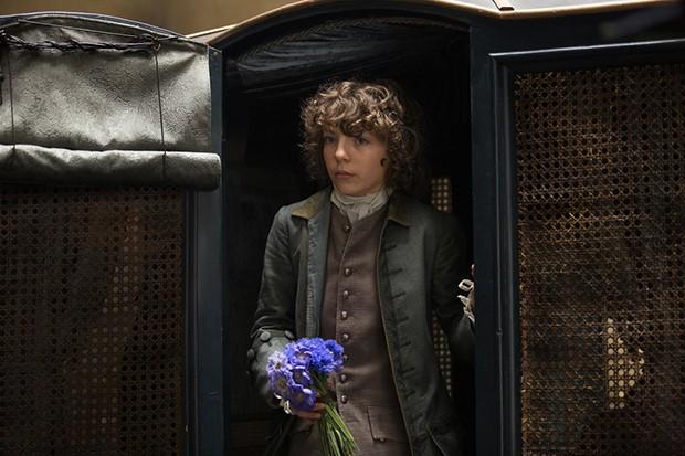 Young Fergus Outlander