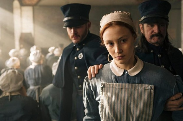 Alias Grace Netflix