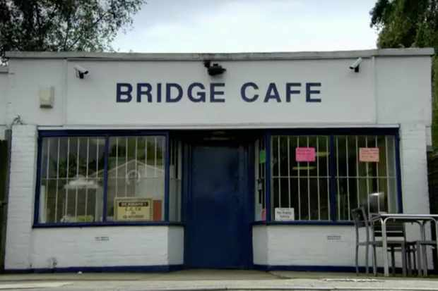 Bridge cafe the apprentice