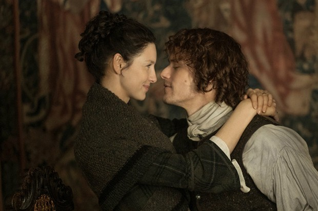 how to watch outlander series