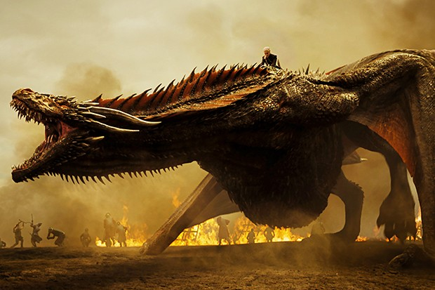 Image result for game of thrones drogon