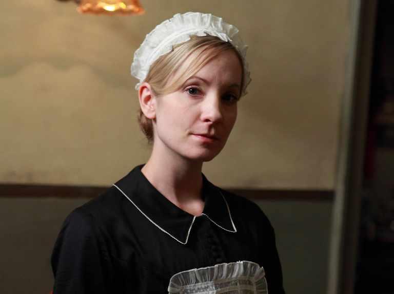 "Joanne Froggatt promises Downton Abbey movie will bring ""romance, fun, surprises, sadness and intrigue"""