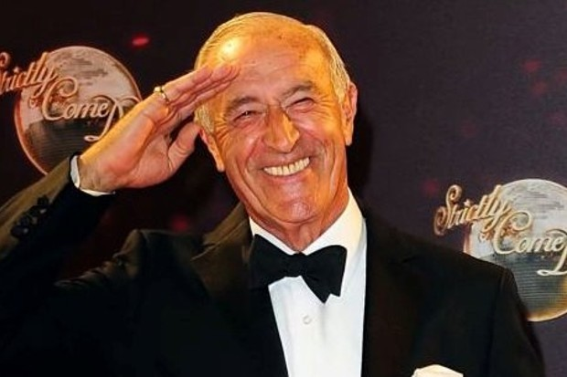 Strictly Come Dancing's Len Goodman