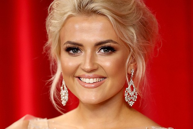 Coronation Street star Lucy Fallon would be up for I'm a ...