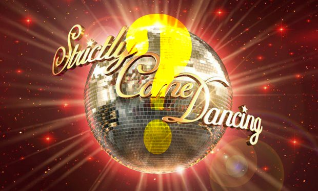 Strictly 2017 question mark