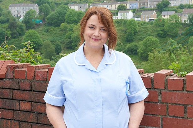 Ruth Jones  Stella is back for a final series and a