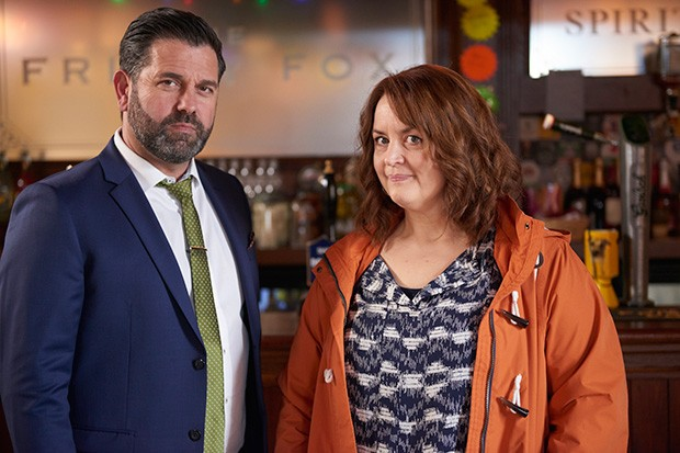Ruth Jones: Stella is back for a final series and a