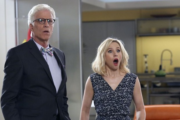 The Good Place Netflix UK review: How season 1 quietly
