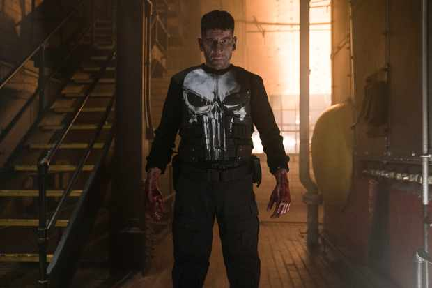 The Punisher (Netflix, BA)