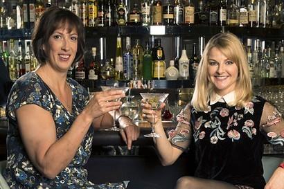 Miranda Hart announces a BBC1 TV party to mark Miranda's 10th anniversary