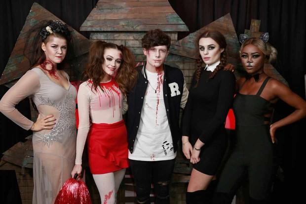 The X Factor Halloween Week 2016