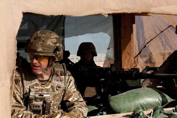 army rupert jones
