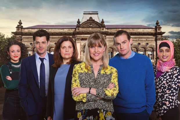Love, Lies & Records (BBC, EH)