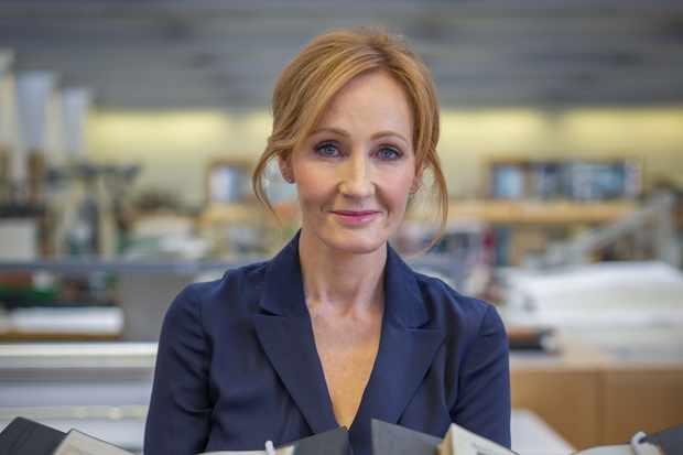 JK Rowling (BBC, EH)