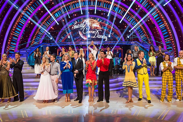 Strictly Come Dancing week 5 (BBC, HF)