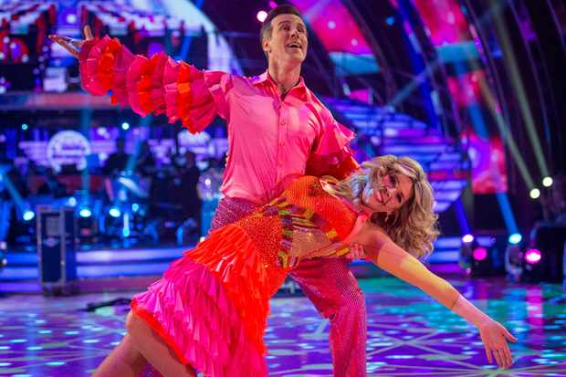 Anton and Ruth Strictly Samba Week 5